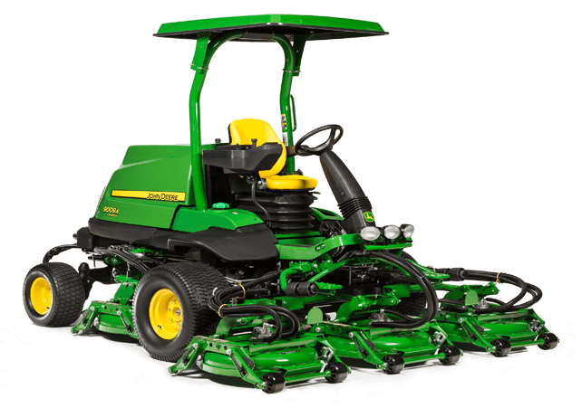 9009A TerrainCutT Rough Mower