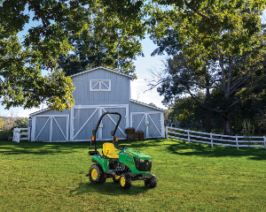 Low Monthly Payments - PrairieCoast equipment