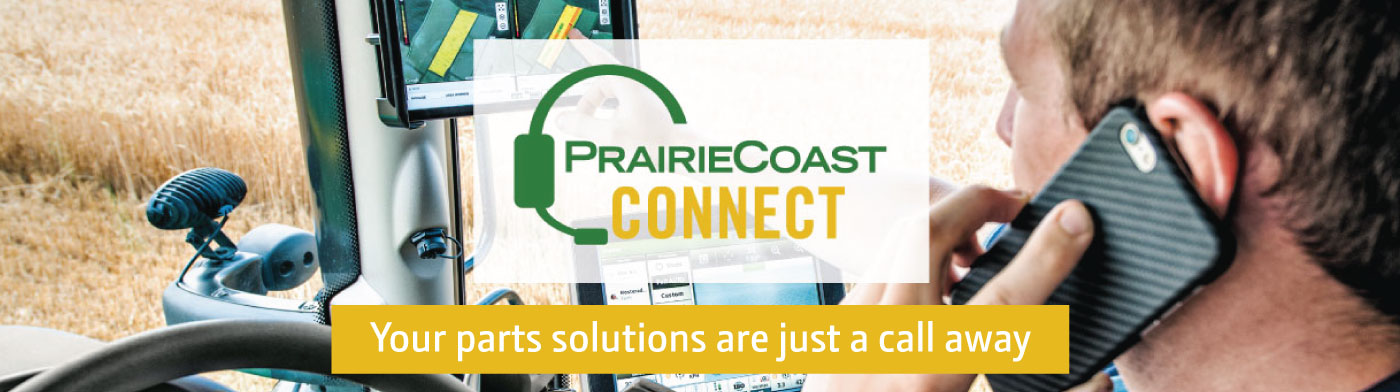 PrairieCoast Connect Parts