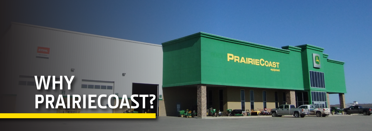 Why PrairieCoast?