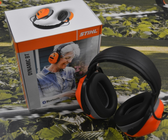 stihl bluetooth wireless headphones ear protection