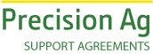 Precision Ag Support Agreements