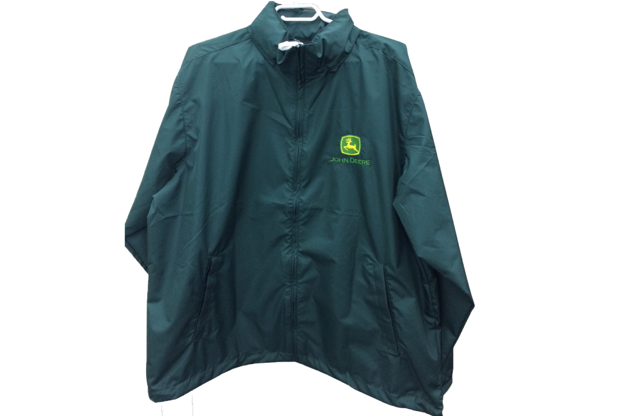 jd green jacket